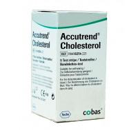 Тест-полоски Аккутренд Холестерин (Accutrend Cholesterol) №5