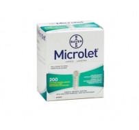 Ланцеты Микролет 200 штук (Microlet)