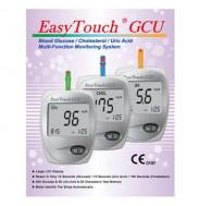 Прибор для измерения холестерина, глюкозы и мочевой кислоты ИзиТач (EasyTouch GCU)