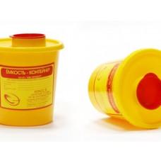 Емкость-контейнер для сбора острого-инструментария Класс Б