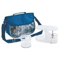Аспиратор портативный АПМ-МП-1 с дополнительным стаканом для сбора жидкости