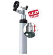 Отоскоп KaWe Евролайт EUROLIGHT С 30 OP LED 2,5В стандартной мощности (лампочный), арт 01.11534.001