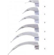 Клинок ларингоскопа Macintosh F.O. KAWE, арт 03.42013.601, 611, 621, 631, 641, 651