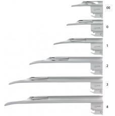 Клинок ларингоскопа Miller F.O. KAWE, арт 03.42023.591, 601, 611, 621, 631, 641