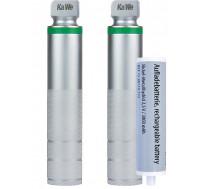 Рукоять 3,5В средняя LED повышенной яркости + аккумулятор 3,5В KAWE, арт 03.41140.521