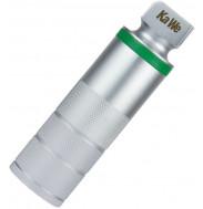 Рукоять ларингоскопа Ф.О. 2,5В короткая KAWE, арт 03.41000.741