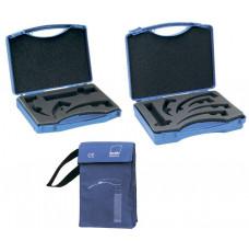 Сумочка для ларингоскопа (рукоять + 4 клинка) Синяя, арт 03.90003.001