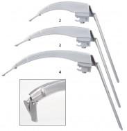 Клинок ларингоскопа Flaplight С KAWE, арт 03.12050.622, 632, 642