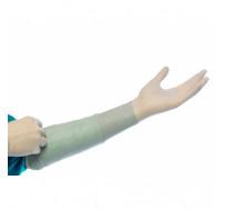Перчатки акушерские с удлиненной крагой 500 мм