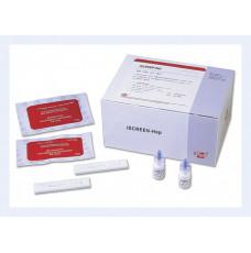 Тест iSCREEN-Hep HВsAg для определения гепатита B (Китай)